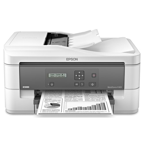 EPSON WORKFORCE K301 YAZICI/FOTOKOPİ/TARAYICI (2.EL)